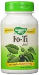 Rdest wielokwiatowy Fo-Ti Root, 610mg 200 kapsułek
