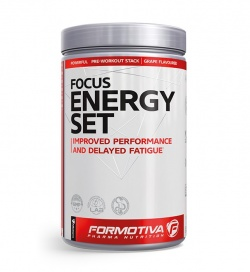 Focus Energy Set Formotiva 480g