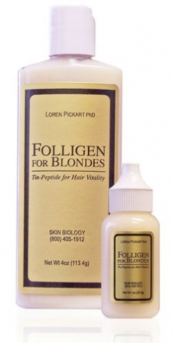 Folligen For Blondes