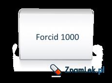 Forcid 1000