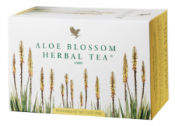 Forever Living Products - Aloe Blossom Herbal Tea, Herbatka z Kwiatem Aloesu