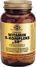 Formula witamin B-komplex 50