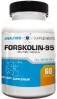 Forskolin-95, 60 kapsułek