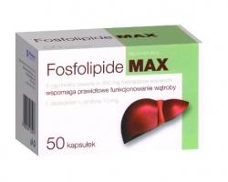 Fosfolipide Max 50 kaps