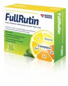 FullRutin x 90 tabl, 18,63 g
