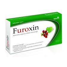 Furoxin, tabletki powlekane, 60 szt