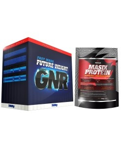NITRO - Future Weight GNR Gainer + MASIX PROTEIN - 7000g + 750g