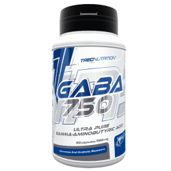 TREC - GABA 750 - 60kaps