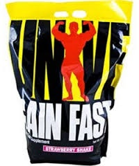 UNIVERSAL NUTRITION - Gain Fast 3100 Bag - 6800g - Chocolate
