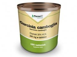 Garcinia cambogia, 180 tabletek