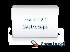 Gasec-20 Gastrocaps