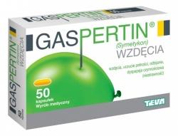 GASPERTIN WZDĘCIA 40 MG, 50 KAPSUŁEK