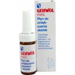 Gehwol, płyn zmiękczający skórki, paznokcie, 15 ml