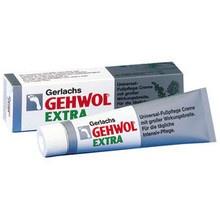 Gehwol Extra, krem do pielęgnacji stóp, 75 ml