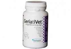 GeriatiVet Large Breed, 45 tabletek