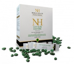 NOBLE HEALTH, GET SLIM DAYTIME, 30 saszetek