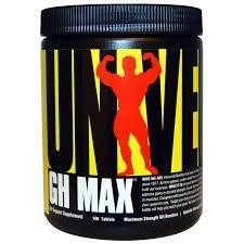 UNIVERSAL NUTRITION - GH Max - 180 tab