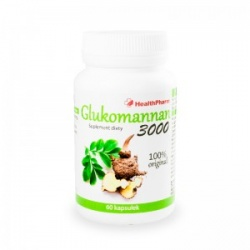 Glukomannan 3000