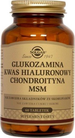 Glukozamina, kw