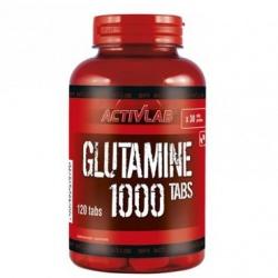 ACTIVLAB - Glutamine 1000 - 120tabs