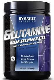 DYMATIZE - Glutamine - 500g