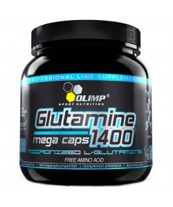 OLIMP - L Glutamine Mega Caps 1400mg - 300kaps
