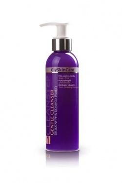 GlySkinCare Gentle Cleanser, płyn do mycia twarzy 200ml