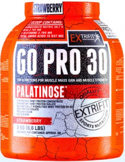 EXTRIFIT - GO Pro 30 - 3000g