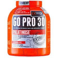 EXTRIFIT - GO Pro 30 - 3000g - Czekolada