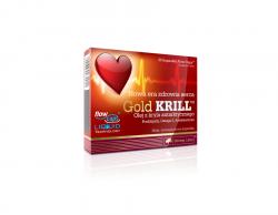 OLIMP - GOLD KRILL - 30kaps