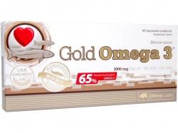 Olimp Gold Omega 3, kapsułki, 60 szt