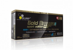 OLIMP - GOLD OMEGA SPORT EDITION - 60kaps