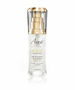 AQUA MINERAL Gold Performance, 24K serum