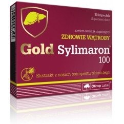 Olimp Gold Sylimaron 100, 30 kapsułek