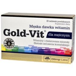 Olimp Gold-Vit dla mężczyzn, tabletki powlekane, 30 szt