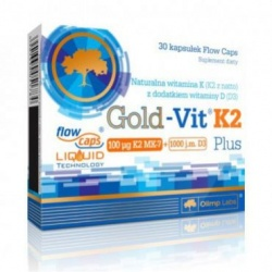 Gold-Vit K2 Plus