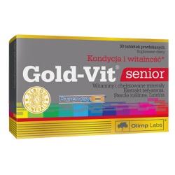 Olimp Gold-Vit senior, tabletki powlekane, 30 szt