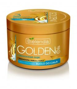 GOLDEN OILS Ultra nawilżające masło do ciała, masło