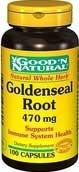 Goldenseal Root, 100 kapsułek