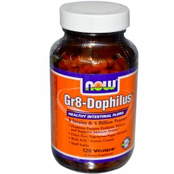 NOW FOODS GR8-DOPHILUS 60KAPS