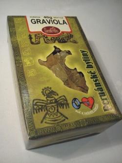GRAVIOLA (ANNONA, GUANABANA) - liść suszony - 40g