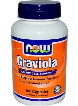 GRAVIOLA (Annona Muricata) 100 tabletek