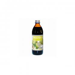 Graviola, sok z owoców gravioli (EkaMedica), 500 ml