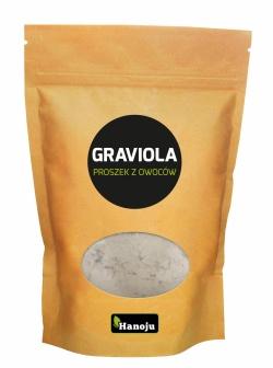 Graviola, proszek z owoców 250g