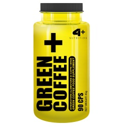4+ NUTRITION - Green Coffee+ - 90caps