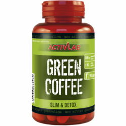 ACTIVLAB - Green Coffee - 90caps