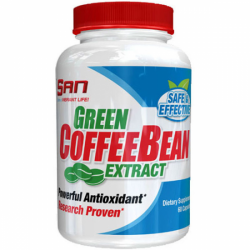 SAN - Zielona Kawa - Green Coffee Bean - 60 kaps