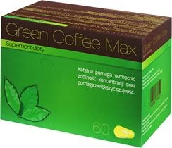 GREEN COFFEE MAX 60 KAPSUŁEK