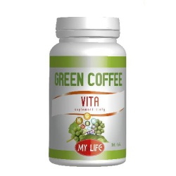 Green coffee - Vita, 100 tabletek