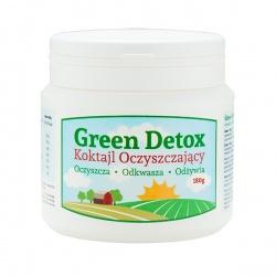 Green Detox - koktajl oczyszczający w proszku (180g)